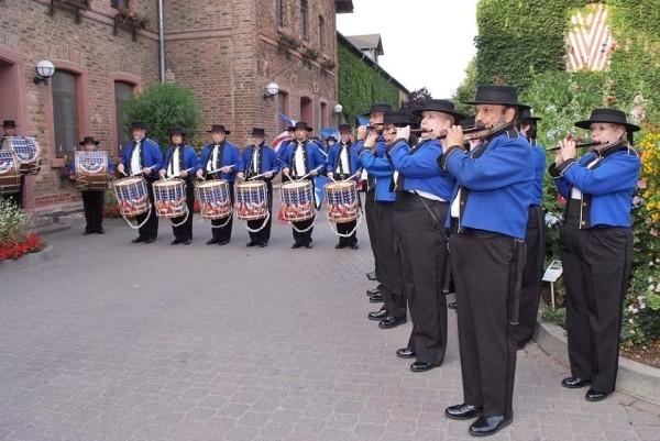 Gründung Marshall-Gesellschaft, Wiesbaden (Bild: MTK)