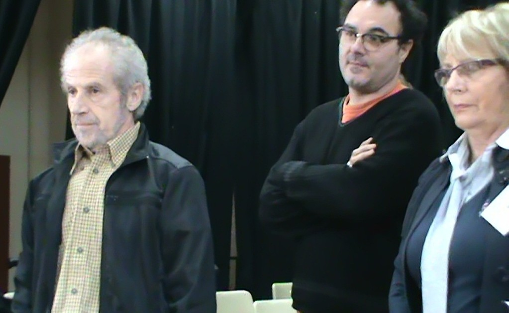 Gilles Sicard et Benoit Severac