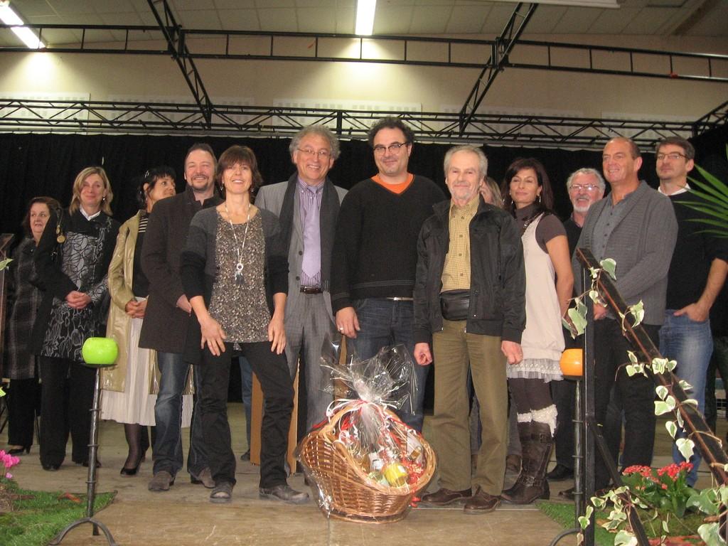 Prix de la ville de Saint-Lys, Fabienne Baynat