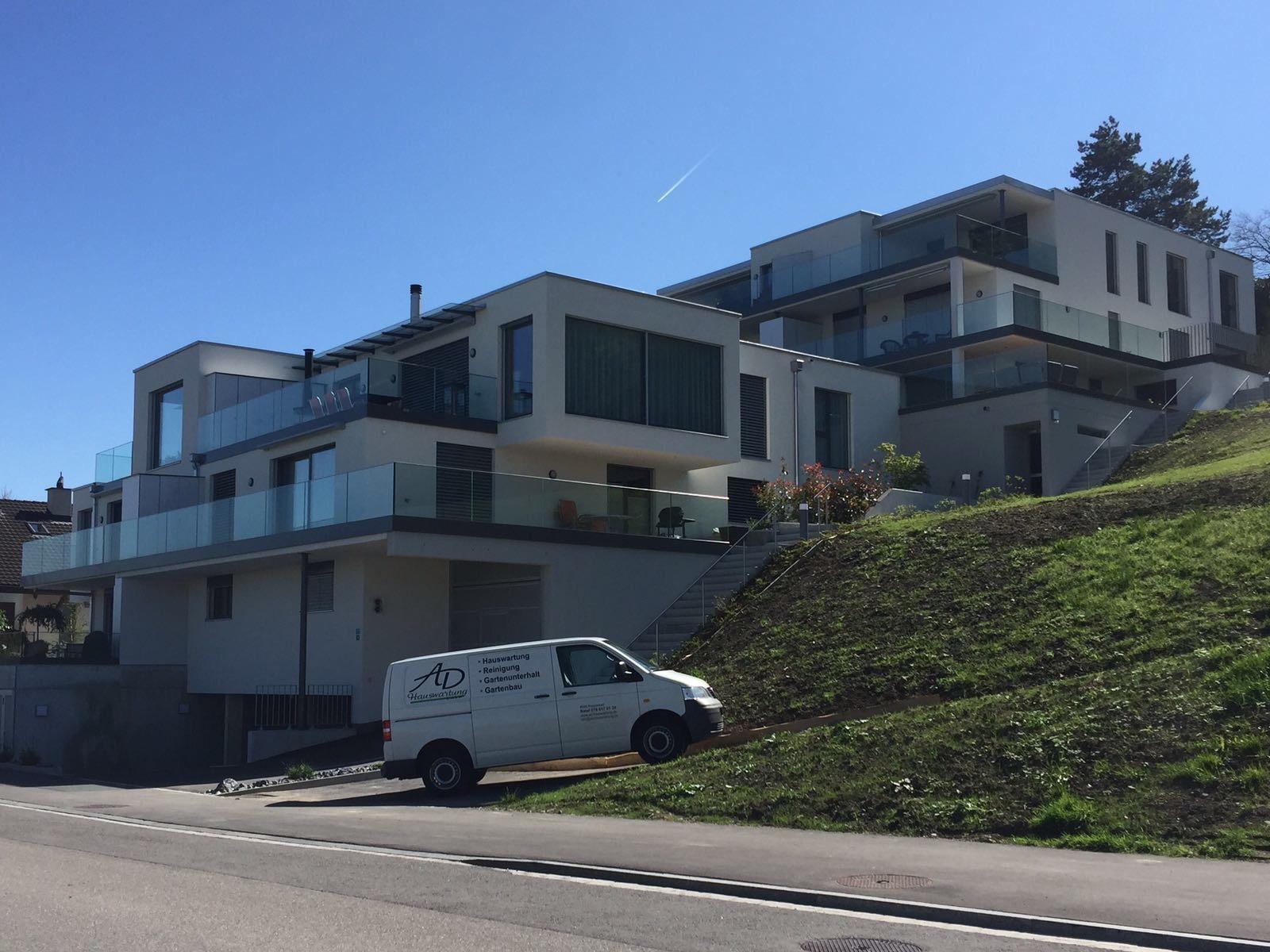 Bergmilan 10 Wohnungen