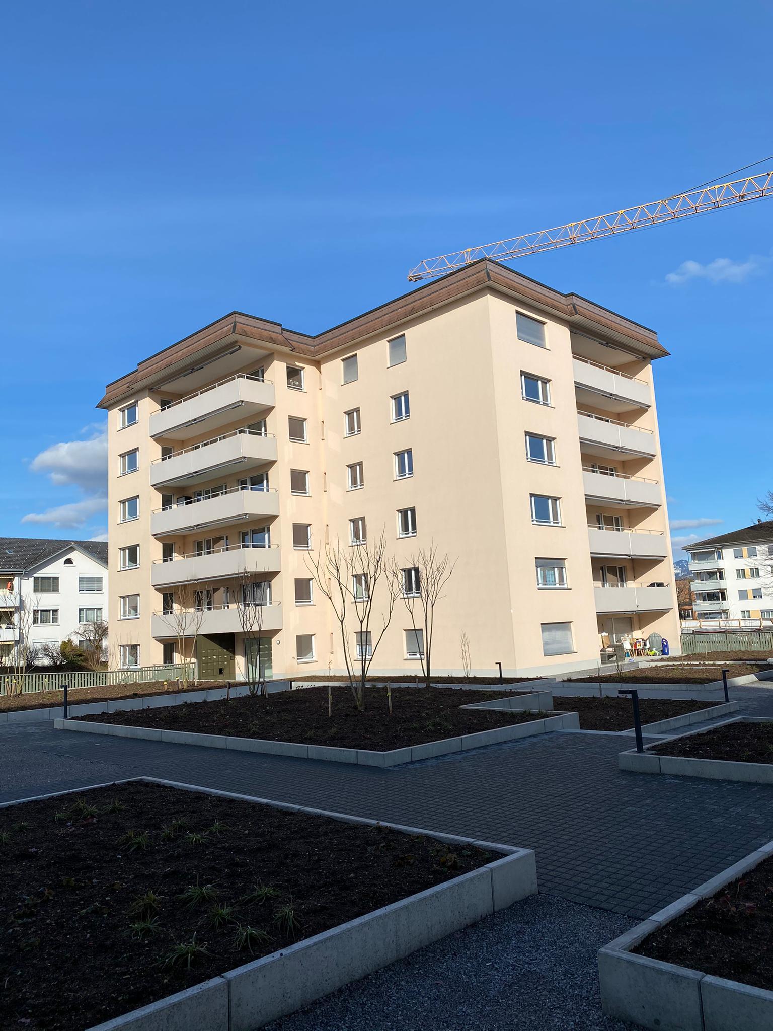 Eichfeldstrasse 68 Wohnungen