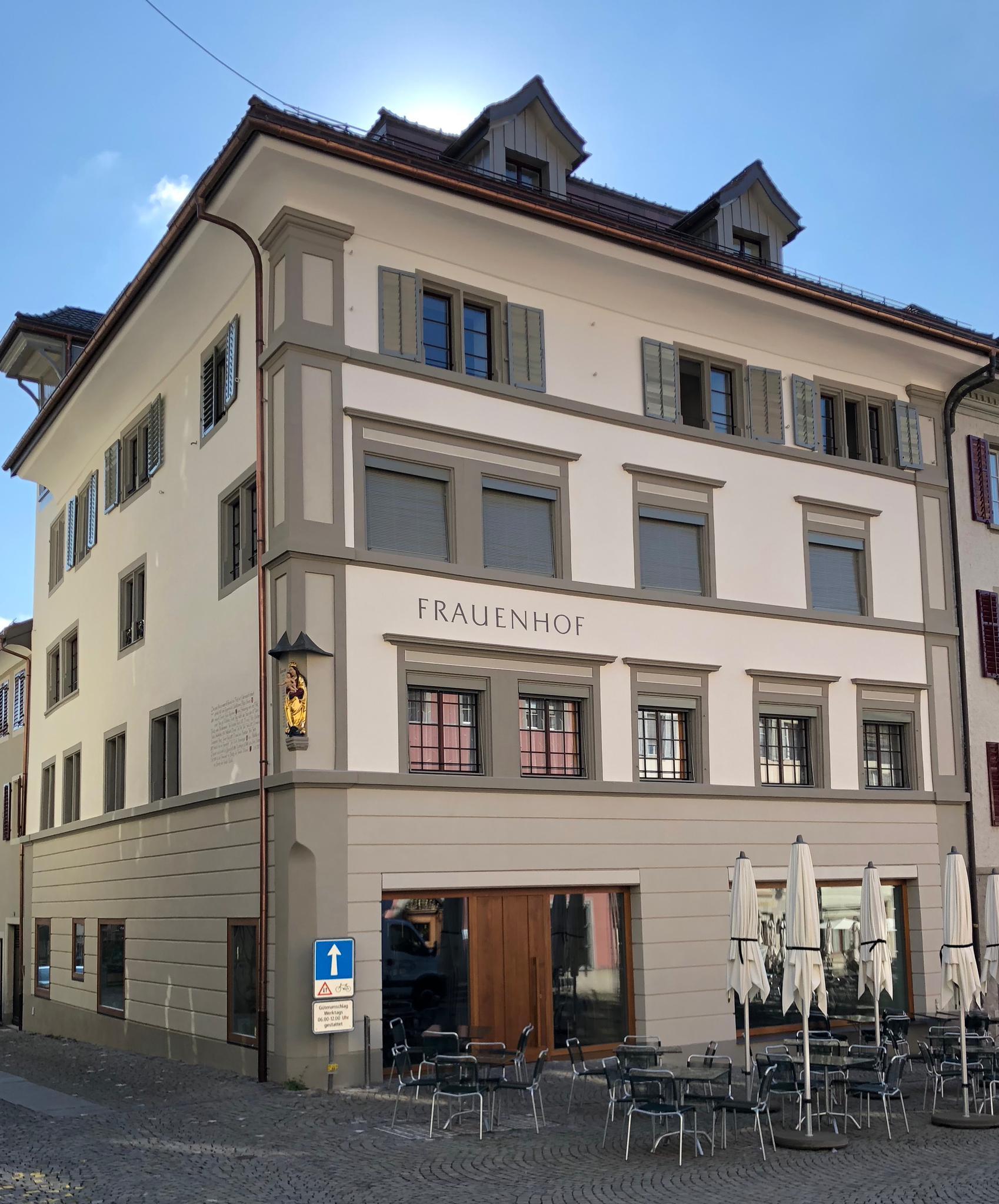 4 Wohnungen  & Restaurant