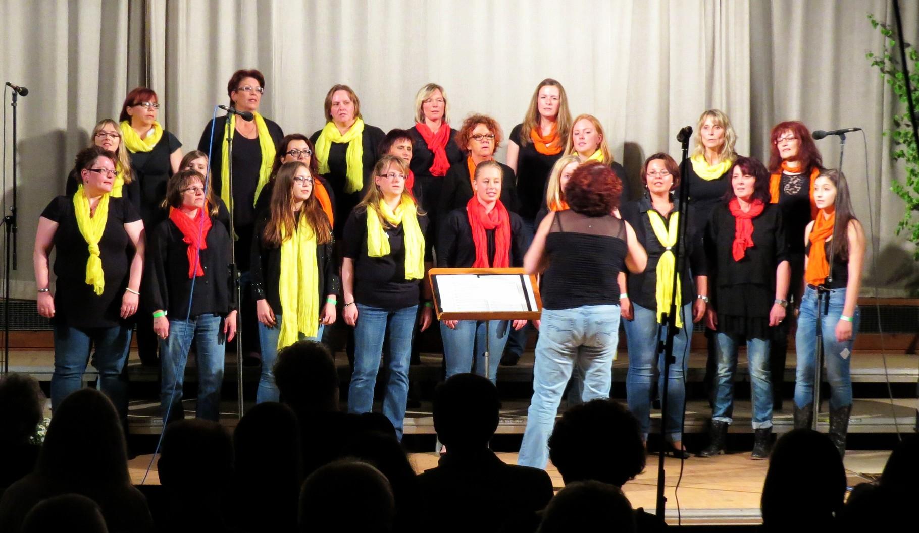 Chorus Company,Ruppertshofen