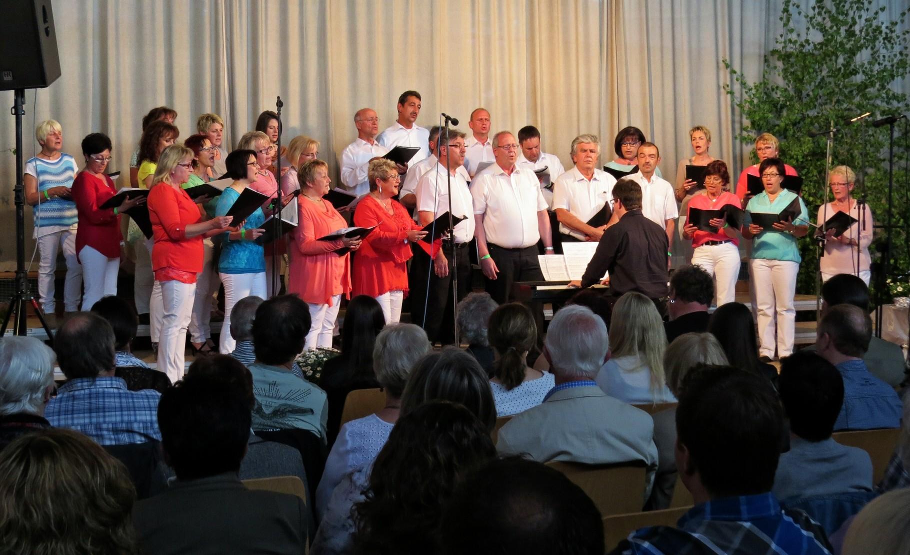 Chorus Lein, Heuchlingen