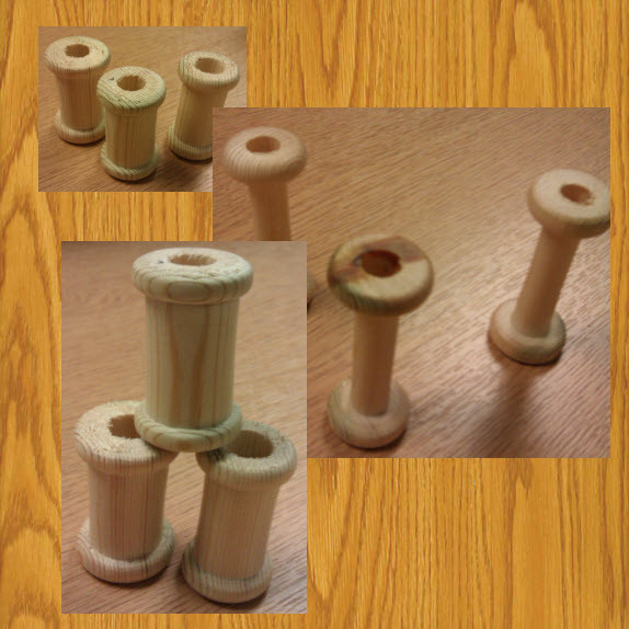 Cotton Bobbins
