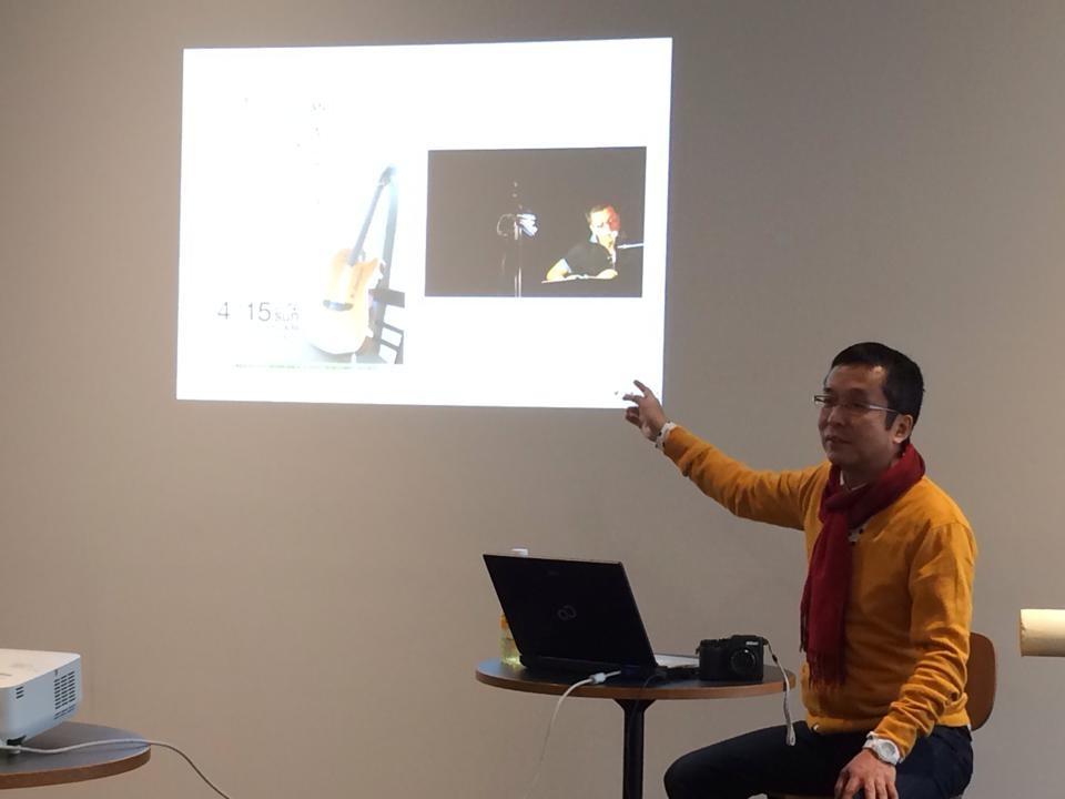 第5回 写真講座2013年12月8日(日) まちライブラリー@大阪府立大学(大阪市)