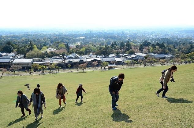 第1回 野外写真講座 2013.4.13(土) 奈良公園~浮見堂~春日大社~二月堂~東大寺周辺