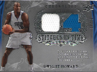 DWIGHT HOWARD / Stitches in Time - No. SIT-DH  (#d 9/15)