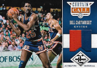 BILL CARTWRIGHT / Curtain Call - No. 37  (#d 5/10)