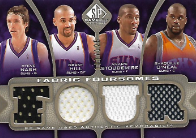 NASH  HILL  O´NEAL  STOUDEMIRE / Four - No. F4-NHSO  (#d 107/125)