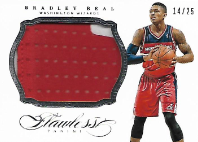 BRADLEY BEAL / Jumbo Patch - No. 53  (#d 14/25)