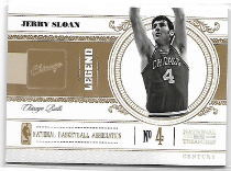 JERRY SLOAN / Parallel - No. 109  (#d 5/10)
