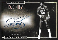 RALPH SAMPSON / Noir Signatures - No. NB-RSP  (#d 5/5)