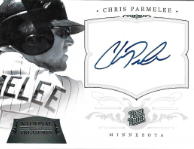 CHRIS PARMELEE / Rated Rookie Auto - No. 164  (#d 79/99) !!! 5€ !!!