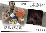 KARL MALONE / Film - No. 135  (#d 6/10)