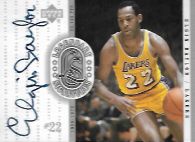 ELGIN BAYLOR / Legendary Signatures - No. EB