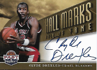 CLYDE DREXLER / Hall Marks - No. 20