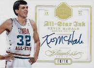 KEVIN McHALE / All-Star Ink - No. 13  (#d 8/10)