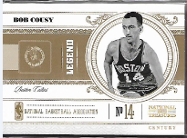 BOB COUSY / Parallel - No. 161  (#d 4/5)