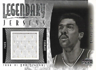 JULIUS ERVING / Legendary Jerseys - No. DR-J