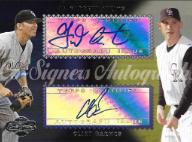 ATKINS & BARMES / Signers Autographs - No. CS-85  !!! 4€ !!!