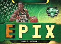 RAY ALLEN / Epix - No. RA  (#d 6/25)