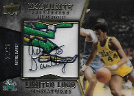 ADRIAN DANTLEY / Limited Logos - No. LL-AD  (#d 24/25)