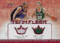 CARTER  BIRD / Team Fleer  (#d 400/500)