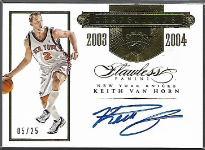 KEITH VAN HORN / Transitions - No. TR-KH3  (#d 5/25)