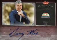 DOUG MOE / Greats of the Game Autographed - No. GG-DM
