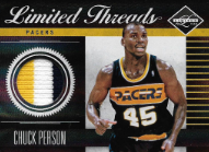 CHUCK PERSON / Limited Threads - No. 47  (#d 5/25)