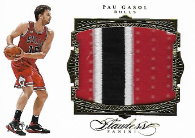 PAU GASOL / Jumbo Patch - No. 31  (#d 10/24)