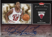 B.J. ARMSTRONG / Greats of the Game - No. GG-BA