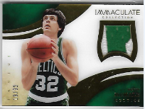 KEVIN McHALE / Immaculate Patch - No. 30  (#d 19/32)