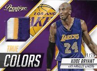 KOBE BRYANT / True Colors - No. TC-KB  (#d 11/25)