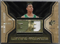 GERALD GREEN / Winning Materials - No. WMJ-GG  (#d 1/15)