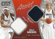 NOWITZKI  TERRY / Assist - No. AS-TN  (#d 233/350)