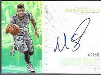 MARCUS SMART / Unparalleled - No. 235  (#d 47/50)