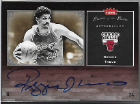 REGGIE THEUS / Greats of the Game - No. GG-RT