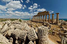 parco archeologico di Selinunte (acropoli)