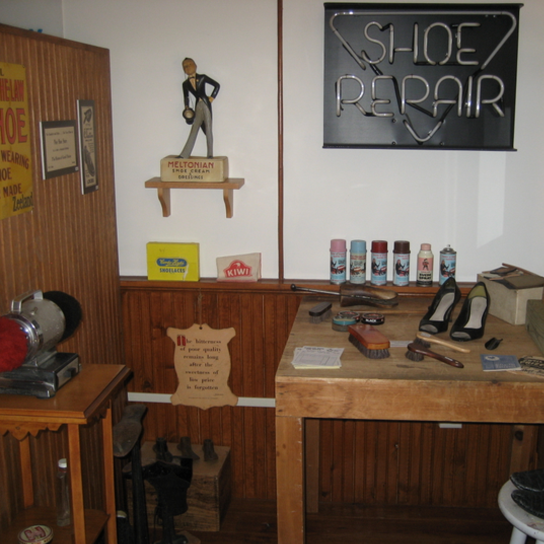 Shoes & Shoe Repair