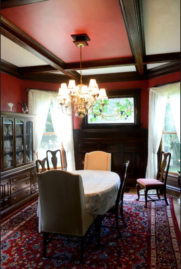 Dining room (Emily Rose Bennett | MLive.com)