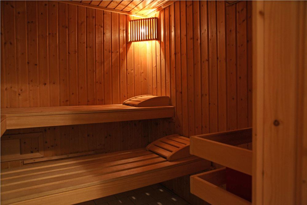"""Sauna im Ferienbauernhof """"Beim Bergler"""""""