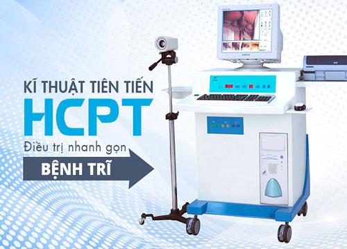 Cắt trĩ bằng phương pháp HCPT