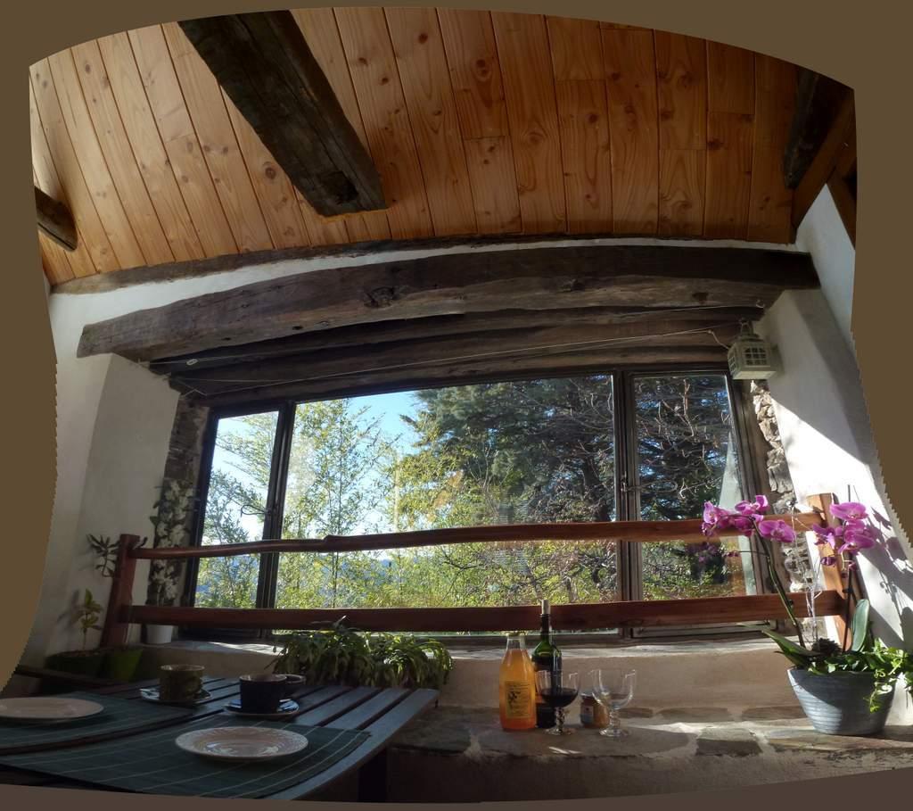 La terrasse du gite