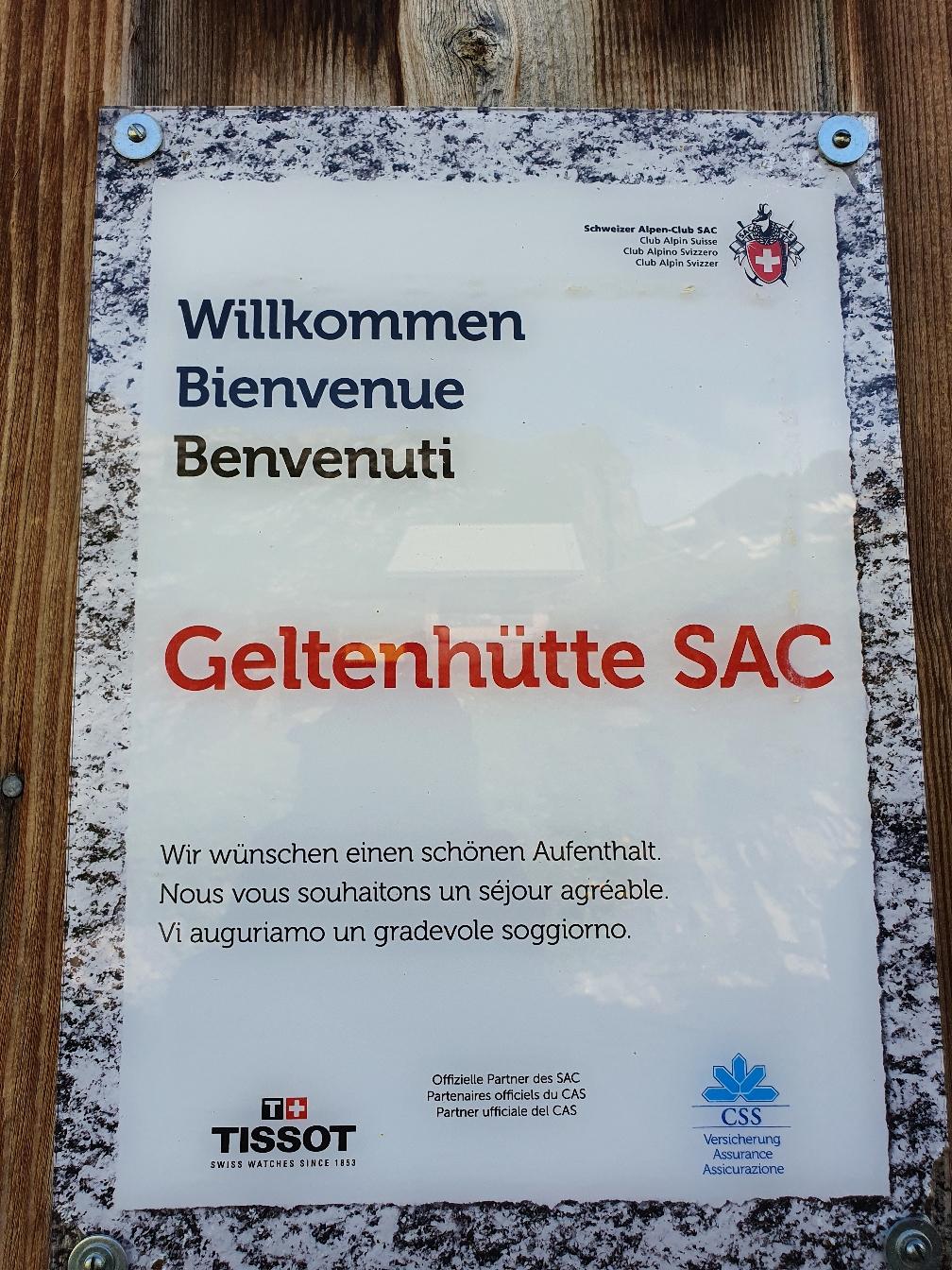 Geltenhütte SAC