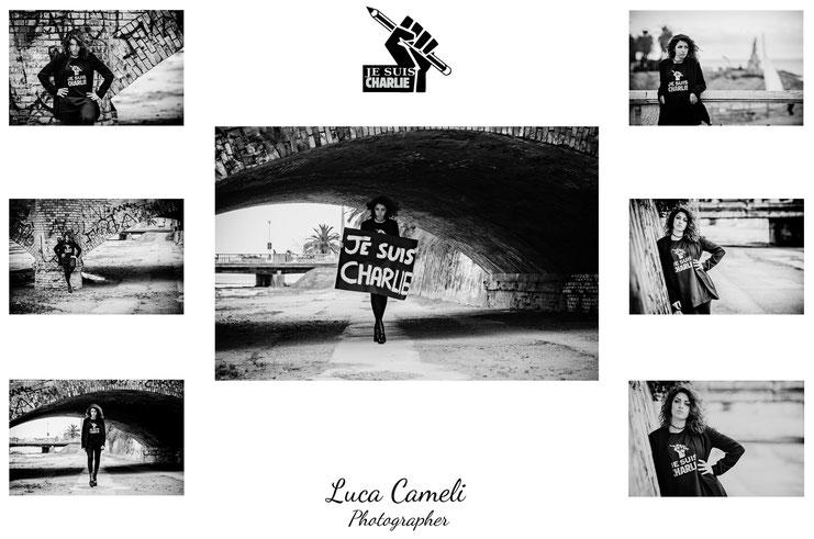 © Luca Cameli Photographer ~ Fotografo Reportage Matrimonio San Benedetto del Tronto - Ascoli Piceno - Fermo - Macerata - Ancona - Teramo - Roma - Bologna - Firenze - Torino - Como - Milano - Venezia - Trieste - Italy #JeSuisCharlie