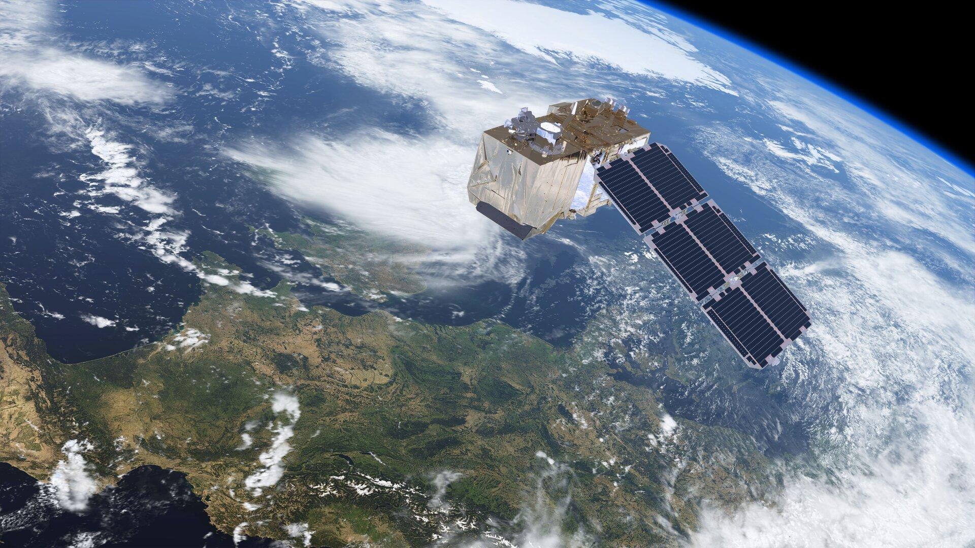 Millionen Satellitenbilder erweitern Google Earth