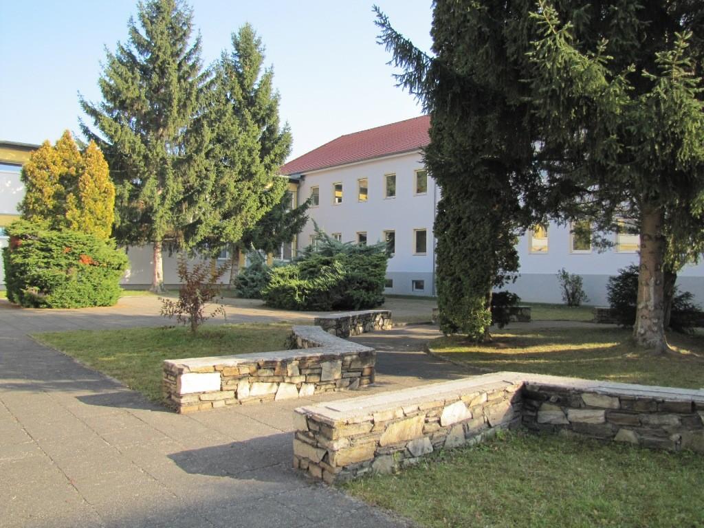 Großer Pausenhof