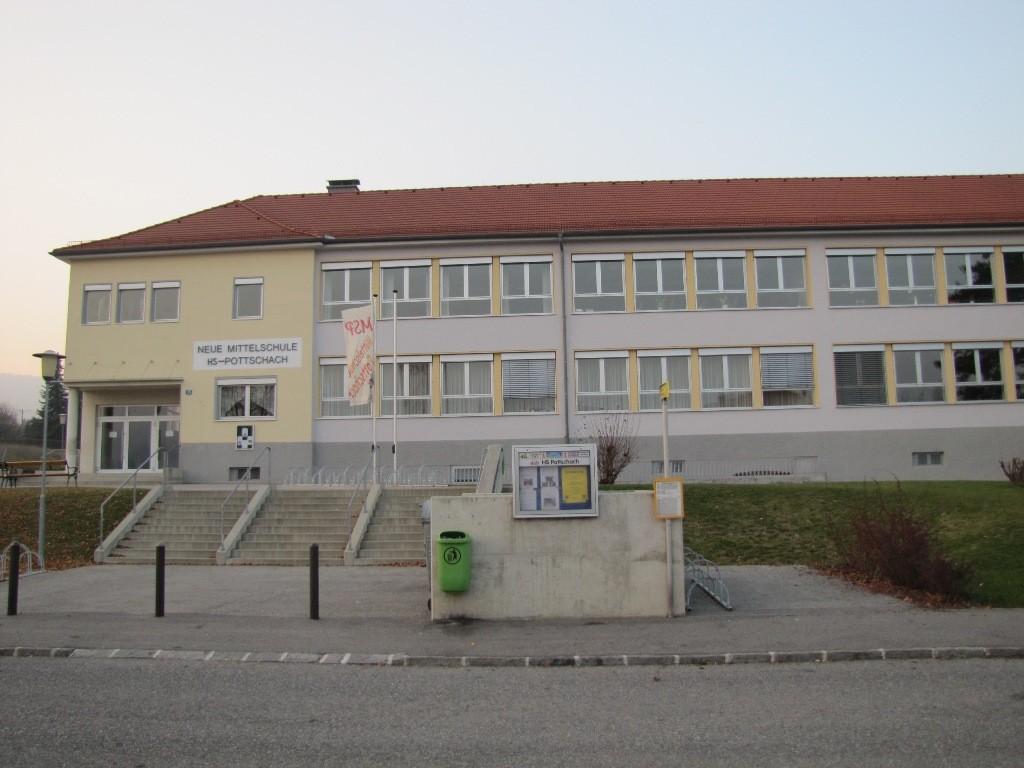 Vorderseite - Eingang